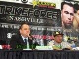 Part 2 - Strikeforce - Nashville post-fight press conference
