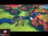 Mallettes de jouets - Tapis de jeu Zip-Bin - InnovMania