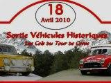 Sortie Véhicules historiques 18 avril 2010