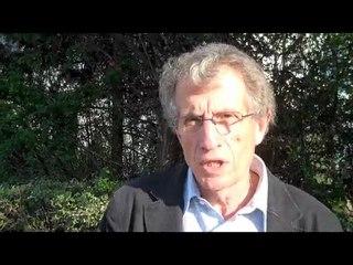 Robert Gardette, candidat PS pour les élections cantonales