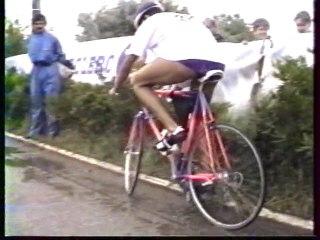 Championnat de France UNSS - Triathlon Narbonne 7 Juin 1992