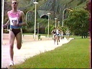 Championnat de France de Triathlon UNSS à Dijon 4 juin 1994