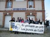1 semaine de tro-Breizh avec les Jeunes de l'UDB