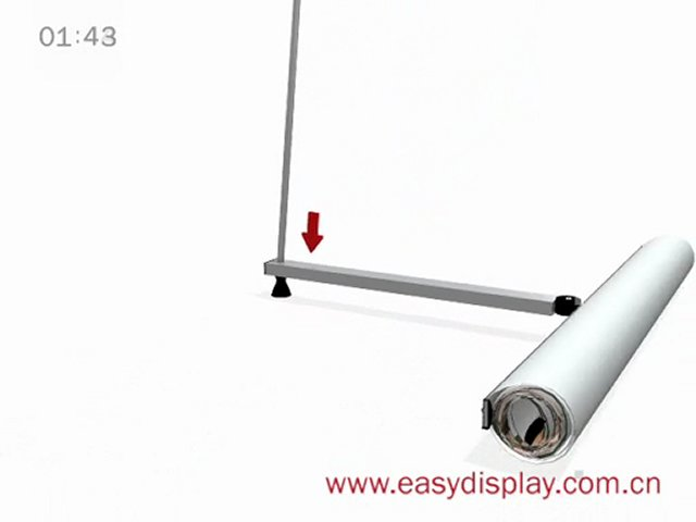 L Banner Stands | X Banner Stands | portable Banner Stands
