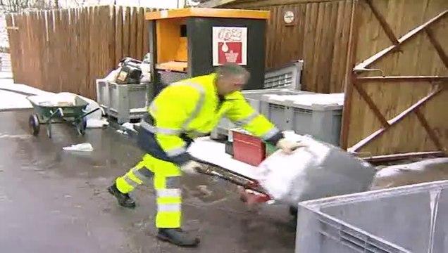 Ecologic - Fin de vie d'un déchet électrique (DEEE)