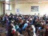 le foot du Burskistan conté aux enfants
