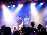 Die on Monday - Black Cat (live)