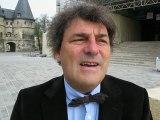 Les travaux de la cathédrale de Beauvais se poursuivent