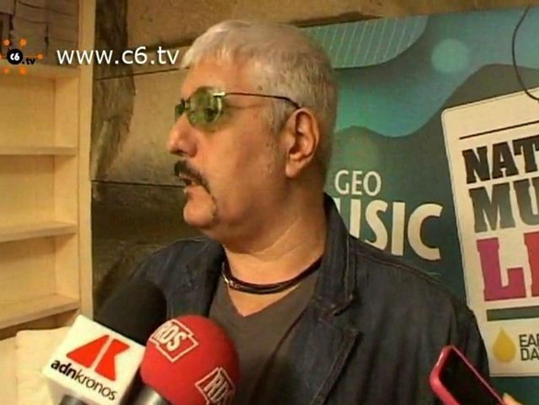Pino Daniele per Nat Geo 2010