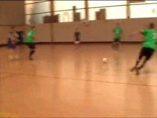 [Futsal] Défi RA 2010 : Franco-Dom-Tom (Rillieux) - Grenoble