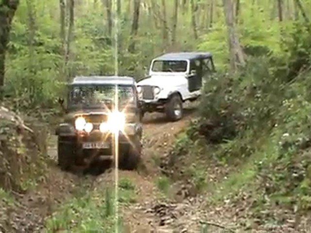 jeep gezi