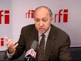 Laurent Fabius, ancien Premier ministre socialiste