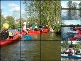 Sortie Kayak inter clubs 44 - LE DON avec ISAC Canoe Kayak