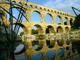 Le pont du Gard s'habille de lumières!