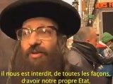 MANIF pour GAZA a NEW YORK avec des JUIFS ANTI SIONISTE