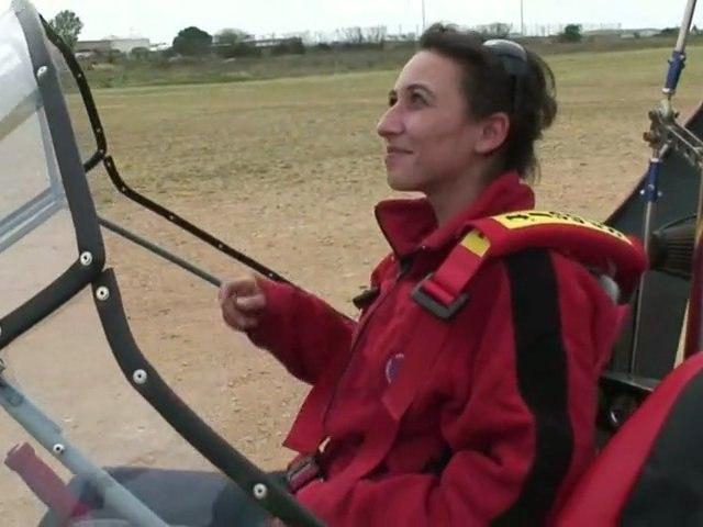 Autogire Airbet Sport Présenté par Gérard Landri