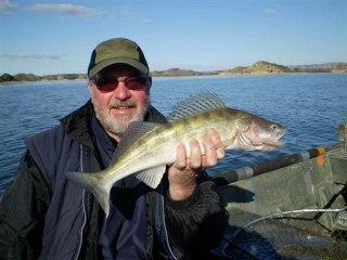 Mequinenza&Caspe - Pêche Avril 2010