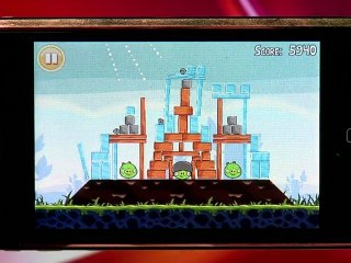 iPhone, iPad & iPod Touch Game: Angry Birds! - AppJudgment