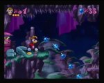 Rayman walkthrough 07: les montagnes bleues