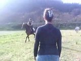 Galop mon cheval et moi