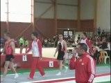 Championnats Tumbling Interzones Hauteville