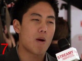 Ryan Higa - 2010 Streamy Awards Red Carpet