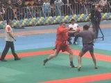 caron christophe- championnat du monde sambo