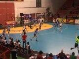 Coupe de la ligue féminine handball: Nîmes bat Arvor