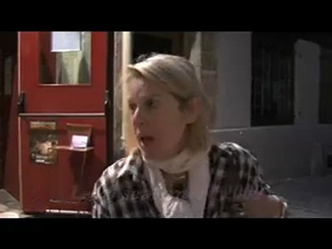 Rencontre entre Elisabeth Brami et Béatrice Scarfogliero