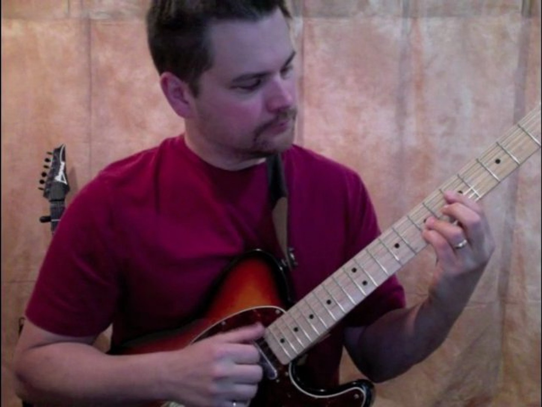 Naima - Solo Jazz Guitar