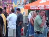 Bald Biker at Hooters BikeNite in Greensboro NC #2