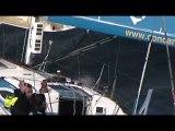 L'interview de l'équipage Concarneau-St barth