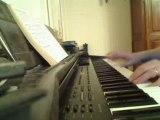 Joshua fit the battle of Jericho - a piano version