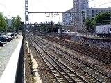 trains  ter et trains TGV  à lyon  25.04.10