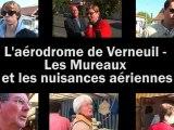Aérodrome Verneuil./Les mureaux : Nuisances Sonores