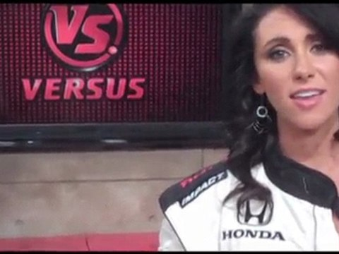 Jenn Sterger promo-VERSUS-The Daily Line