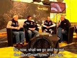 Dunlop Motorsports - Team Motors Events tests the SportSmart