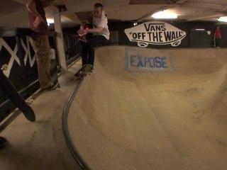 Qc Krew au No Damn Good Skatepark