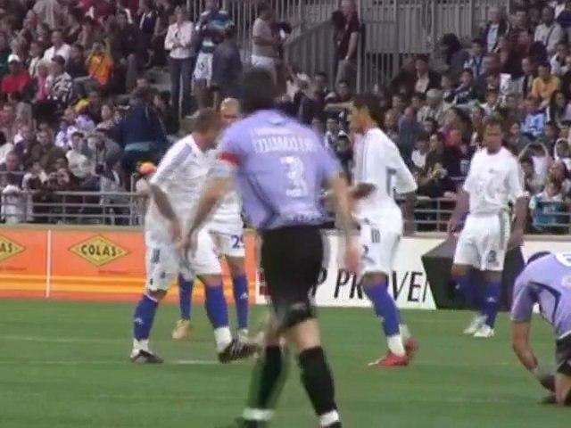 100 pour sang Zidane !