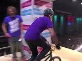 T-Mobile Playgrounds - BMX Dirt 4th Patrick Guimez