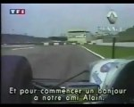 F1  Ayrton Senna Onboard Lap Imola Warmup 01-05-1994