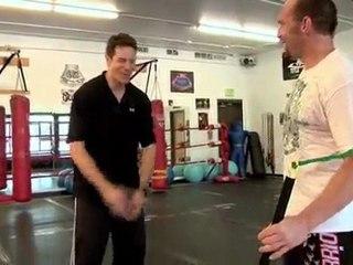 Shane Carwin, Brendan Schaub RIP-COREFX MMA