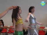 Après-midi dansant du CDPHA : Spectacle de danses orientales