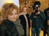 Télévie 2010  rencontre entre Fanny qui lutte contre la mala