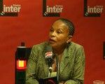 Christiane Taubira - France Inter