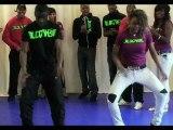 les filles danses  le logobie