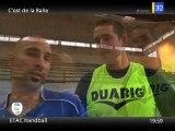La Séquence de Seb : Seb, pivot à l'ETAC Handball !