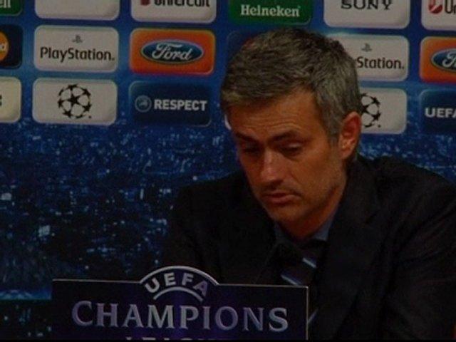 Mourinho: I will never coach Barca