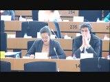 S. Bélier, l'emploi et le green  deal en commission ENVI