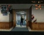 Counter Strike Source - Guerre entre bots dans Office